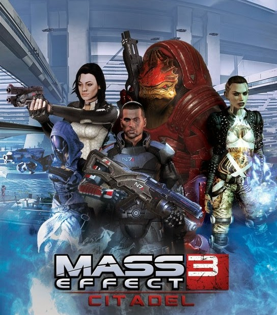 Mass Effect 3: Citadel DLC PC Torrent Download