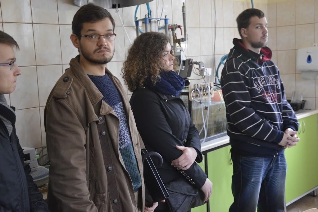 Wizyta na Uniwersytecie Rolniczym - biopaliwa - _DSC0286.JPG