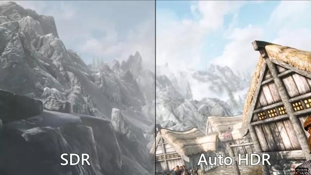 Auto HDR untuk Gaming di Windows 11