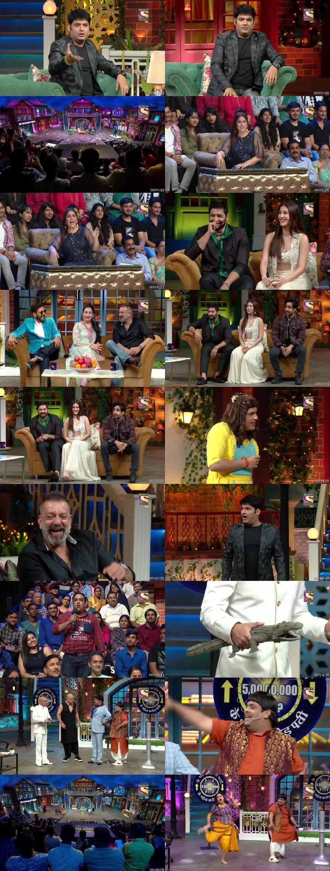 Screen Shot Of The Kapil Sharma Show 14th September 2019 Season 02 Episode 74 300MB Watch Online