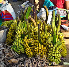 Photo: Plantain Tangalle Market Sri Lanka