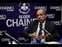 Mohamed Mebarki ministre de la Formation et de l'Enseignement professionnels