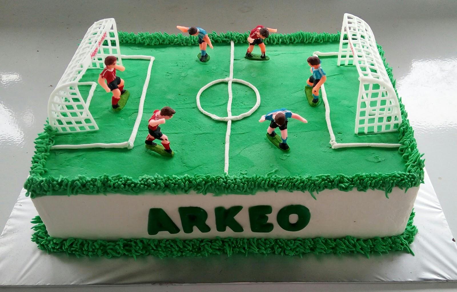 recipe: soccer field cake [10]