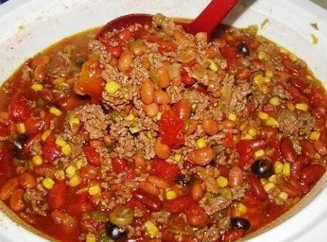 Feed A Crowd Taco Soup Recipe