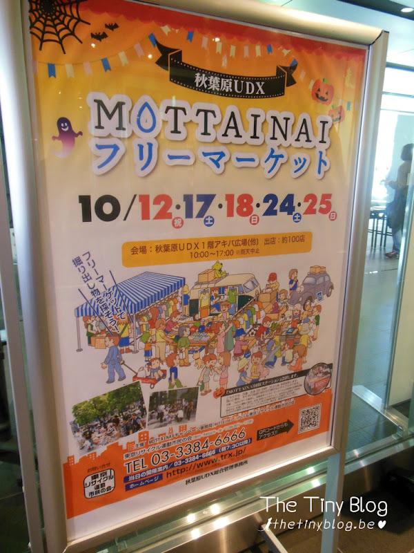 Car Free Sunday in Akihabara UFO Flea Market