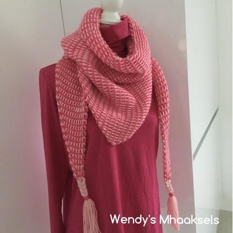 Wendys Mhaaksels Tunisch Haken Tunisian Crochet