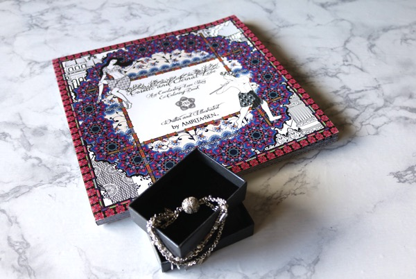 Amrita Sen Coloring Book  Bracelet