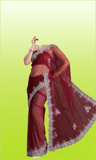 Sexy Saree Photo Suit