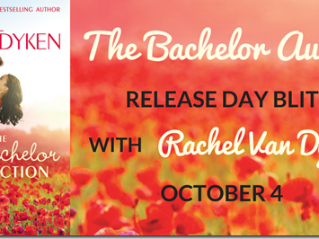 New Release: The Bachelor Auction (The Bachelors of Arizona #1) by Rachel Van Dyken + Teaser, Excerpt, and GIVEAWAY