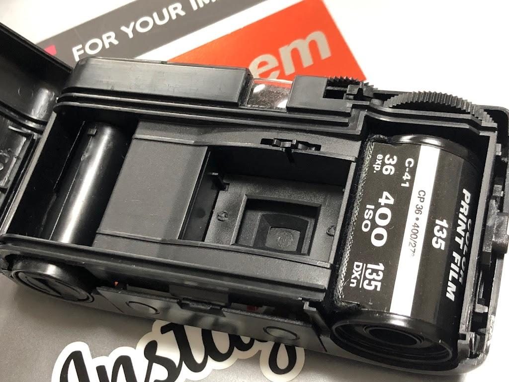 フィルム交換ができる写ルンです!?LomographyのSimple Use Film Camera