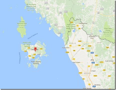 senarai-hotel-chalet-homestay-pulau-langkawi-kedah