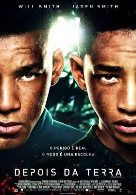Filme Poster Depois da Terra TS XviD & RMVB Dublado
