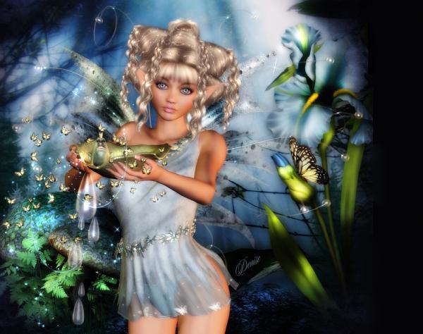 Sunny Fairy, Fairies 3