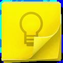 Google Keep App voor Android