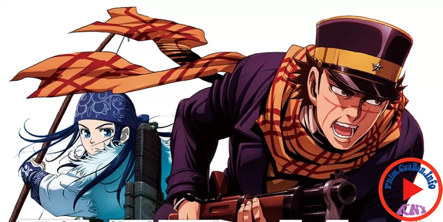 Golden Kamuy - Golden Kamuy
