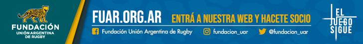 Fundación Argentina de Rugby (Fuar) - El juego sigue
