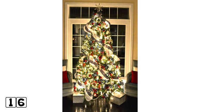 Christmas Tree Decorating Ideas Look Great with Picture 016