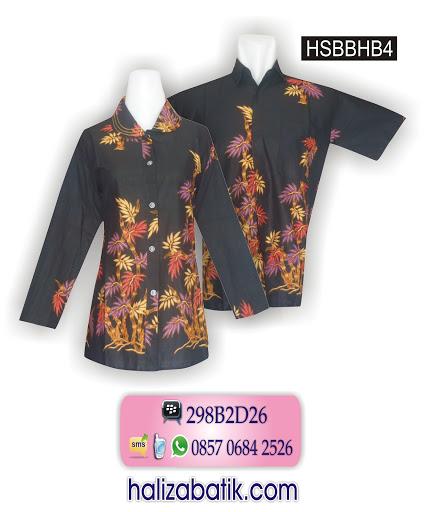 Desain Batik Modern, Batik Sarimbit, Pekalongan Batik, HSBBHB4