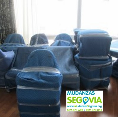 Transportes Villaverde de Montejo Segovia