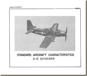 A-1E Skyraider SAC -3