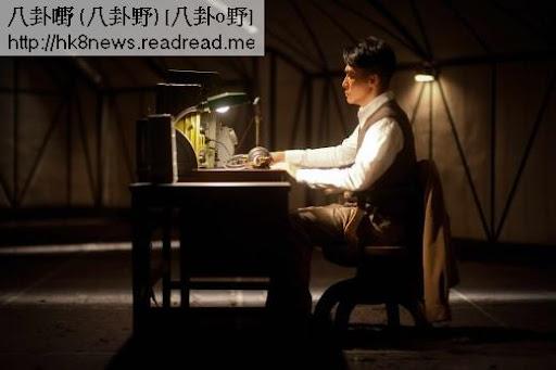 梁朝偉從小就對摩斯密碼有點概念。(圖/公關照)