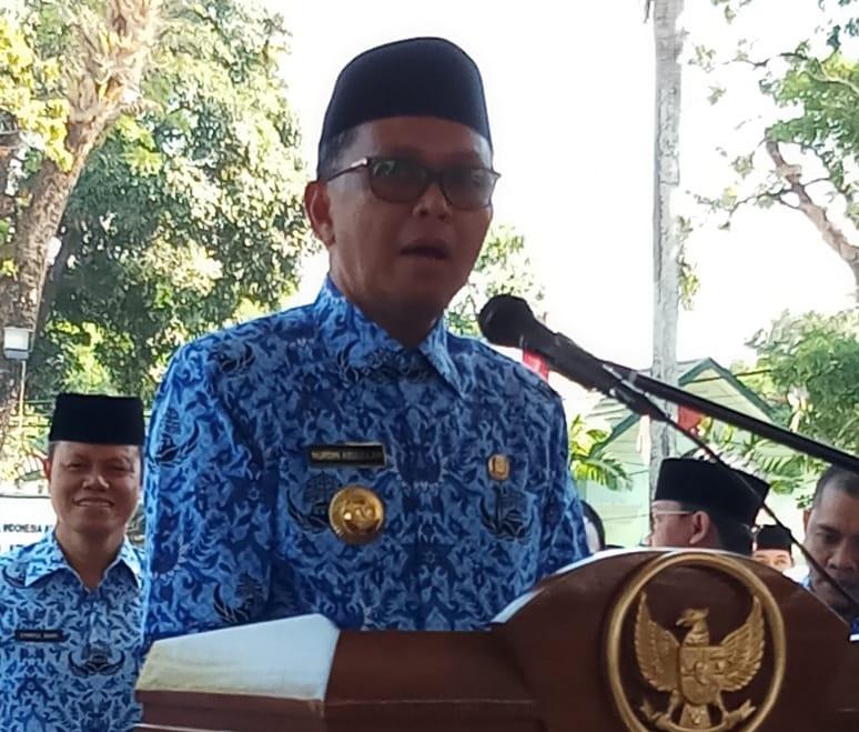 Gubernur Sulsel Nurdin Abdullah Hadiri HKP, ini Pesannya