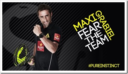 Maxi Grabiel y Vibor-A continúan con su alianza prolongando contrato dos temporadas más.