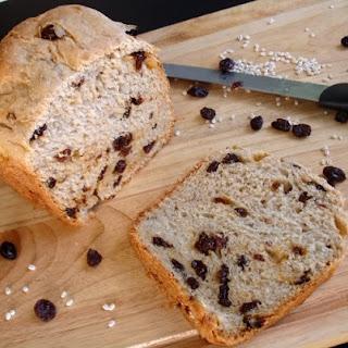 Barley - Raisin Bread