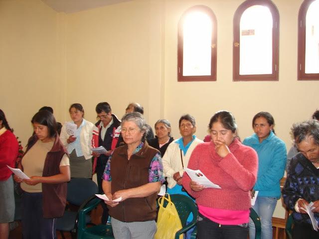 Agentes Pastorales en Jornada