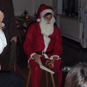 12.12.2009 Aktive: Weihnachtsfeier