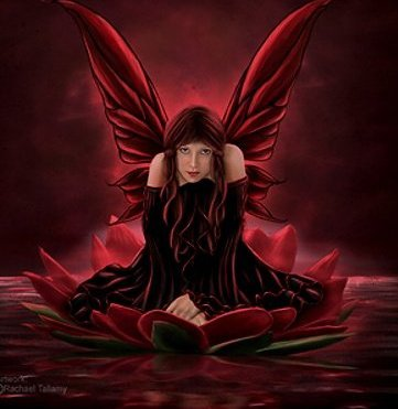 Red Wings Wiccan, Fairies Girls