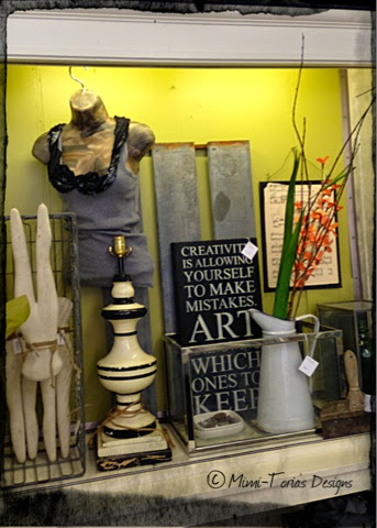 ... Dee Da Designed tank, as well as other great Art and repurposed items