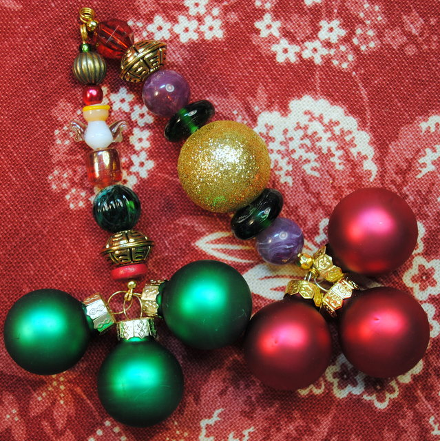 Christmas Twinkle Ornaments