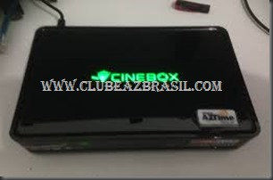 CINEBOX MAESTRO HD XBMC