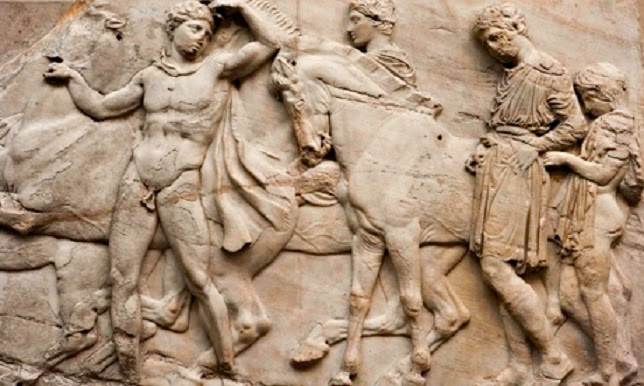 More Stuff: The Parthenon sculptures should be returned to Greece says British journalist