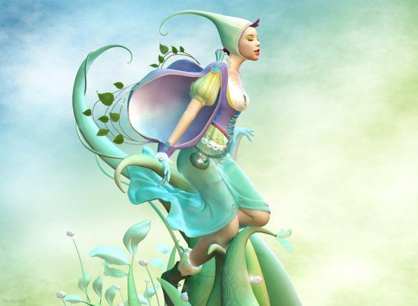 Princess Of Plants, Fairies 4