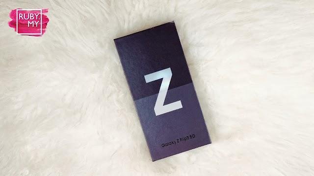 Pandang Pertama Galaxy Z Flip3 5G