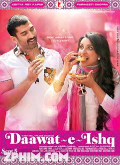 Bữa Tiệc Tình Yêu - Daawat-e-Ishq (2014) Poster