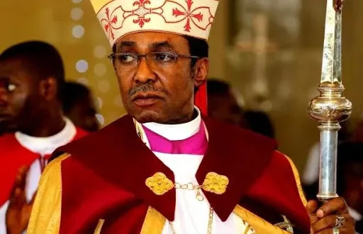 Why the Federal Government can't fight corruption, Archbishop Chukwuma reveals