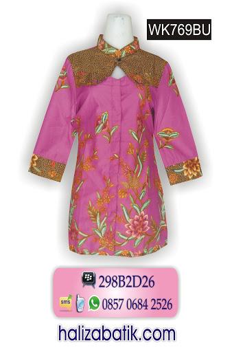 baju grosir, harga baju batik, baju batik modern