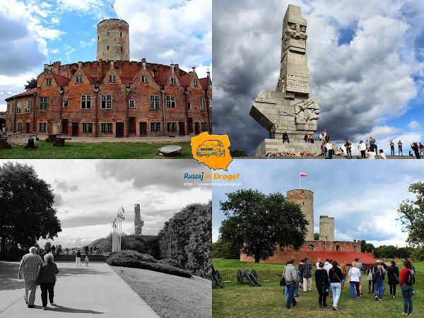 Gdańskie Westerplatte i Twierdza Wisloujscie