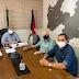 João Azevêdo se reúne com deputados Anísio Maia e Frei Anastácio e dialogam sobre aliança do PT com o governador