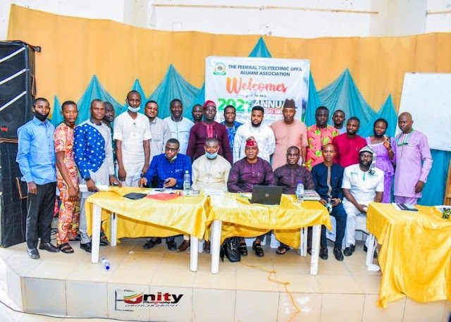 Fedpoffa Alumni Association Holds Annual General Meeting,Launches Maiden Magazine