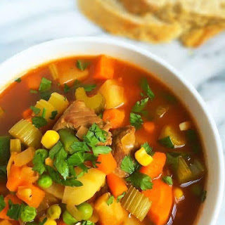 Vegetable Beef Soup Without Tomato Sauce Recipes.