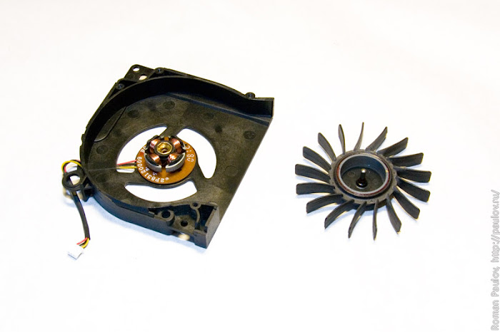 Как разобрать ноутбук Dell Inspiron 1525 64