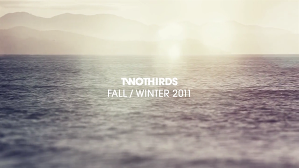 Twothirds 2016 Autumn/Winter Video
