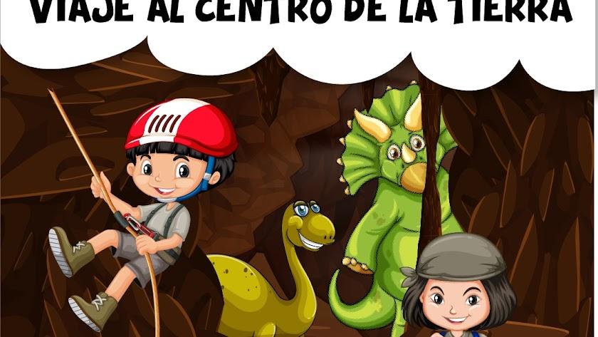 Cartel de los Talleres Infantiles en noviembre en las Bibliotecas Públicas Municipales de Almería.t