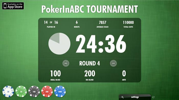 Poker blind clock free download