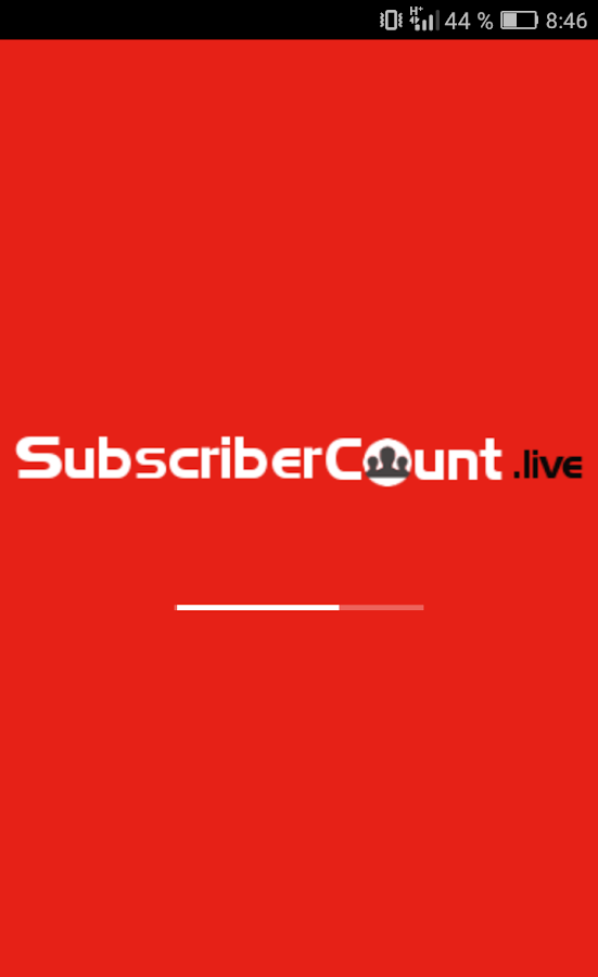 Subscriber Count Live- screenshot