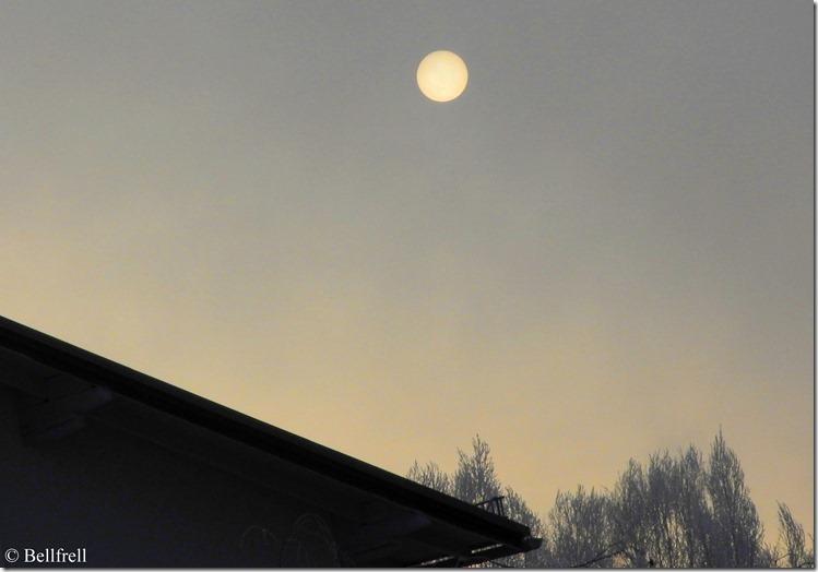 Nebelsonne 3